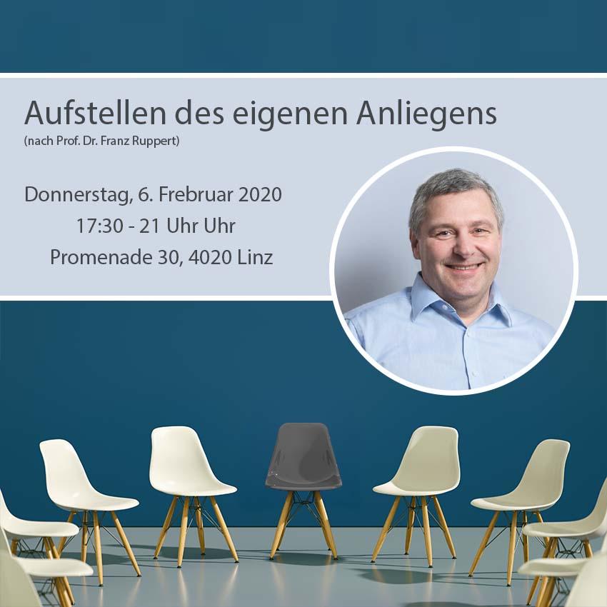 Tagesseminar Selbstbegegnung, Februar 2020